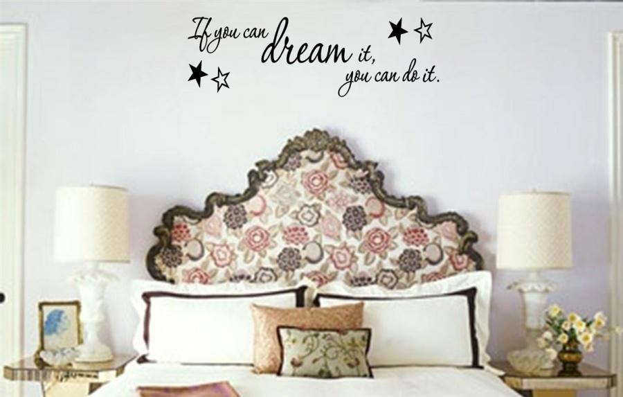 Hjem » Veggord » Engelske » If you can dream it 2