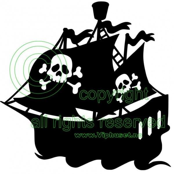 d16befad Pirat skip - Viphuset
