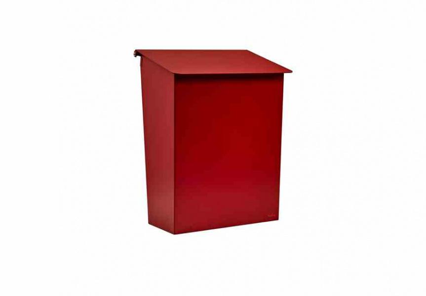 Populære Postkasse Habo Classic rød - Viphuset CO-55